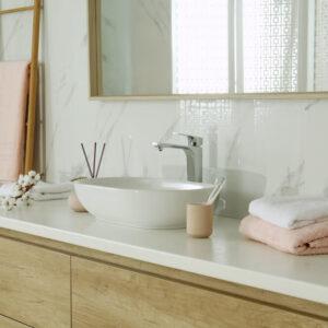 """""""見せたくなる洗面所""""で毎日を快適に!おしゃれに飾るおすすめ12選"""