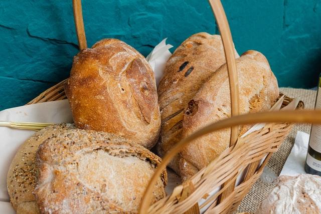 ハードタイプのパン