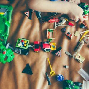 おもちゃを収納する方法は?子どもも大人も満足の収納テクニック