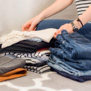 衣替えをする意味と、しまう前にする大事なことは?来年もお気に入りの服を着よう