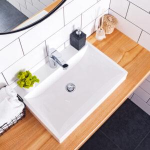 【洗面所を一新】おしゃれな収納アイディア7選!ちょっとした隙間の活用方法も