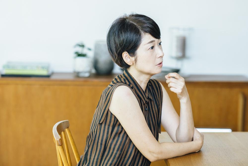 フラワー&グリーンスタイリストのさとうゆみこさん