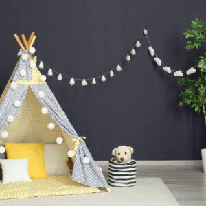子どもの心を育むキッズテント。人気のおすすめ商品やキッズテントの魅力を紹介