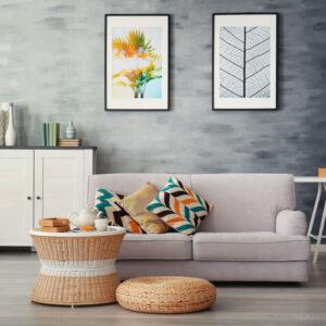 部屋の模様替えで新たな空間を。雰囲気を変えるのに便利なアイテムとは