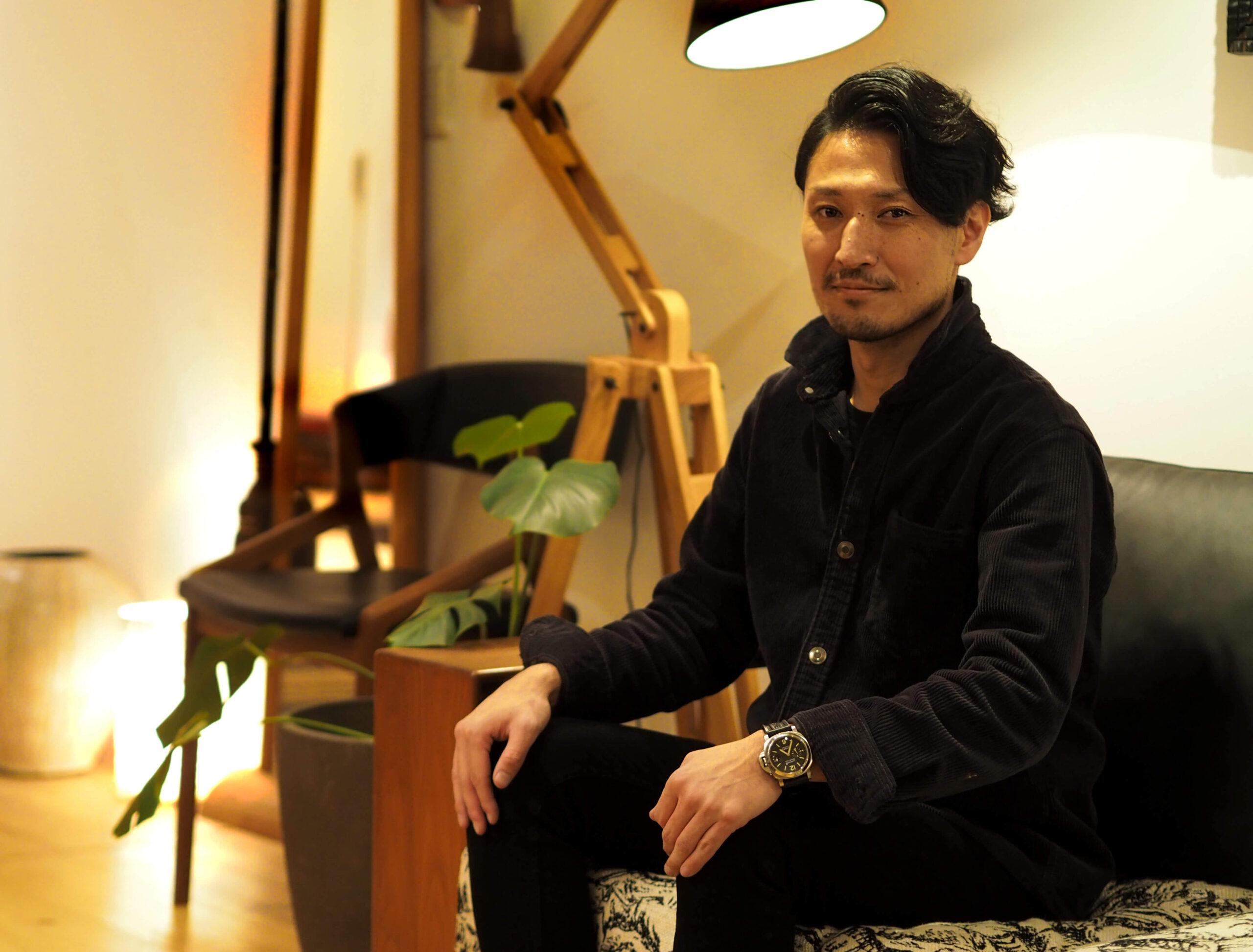 松井産業株式会社 常務取締役 久保祐輔さん