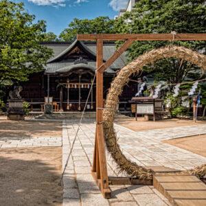 【茅の輪くぐり】時期&やり方を紹介!有名神社・パワースポットでもある神社も