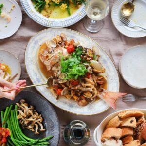 料理をもっと魅力的に!盛り付け方でおもてなし料理をワンランクアップ