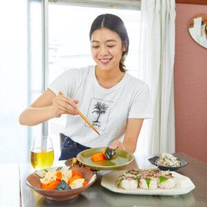 【家飲みレシピ vol.2】人気料理家・浅野美奈弥さんが提案!秋の夜長にピッタリのおつまみ