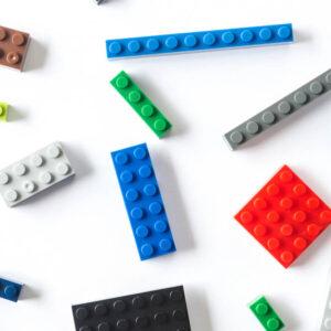 【ハマる人続出】ダイソーのプチブロック♡作り方のコツやおしゃれに見せる飾り方