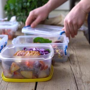 【お弁当】作り置きおかずで朝時間にゆとりを。 詰めるだけで彩り&栄養も満点♡