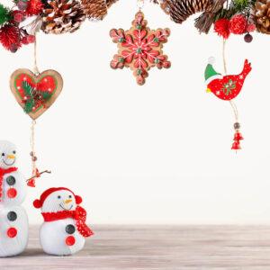 手作りの飾りでおうちクリスマス♪身近なもので子どもと一緒に作ってみよう