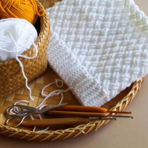 編み物でおうち時間がもっと楽しくなる! 初心者さん向け基本テクニックを伝授