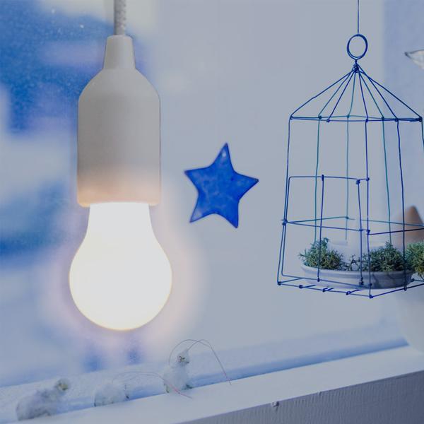 ダイソーのSMD電球ペンダントライト
