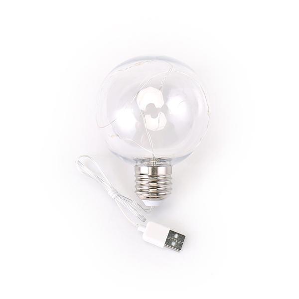 ダイソーのインテリア電球