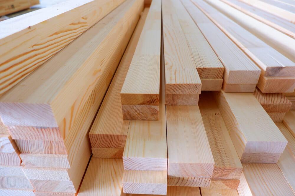 角棒の木材
